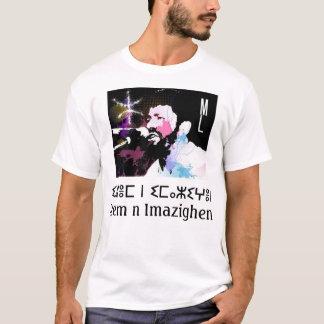 Camiseta de Matoub Lounes