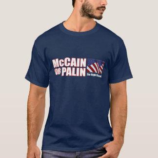 Camiseta de McCain Palin '08