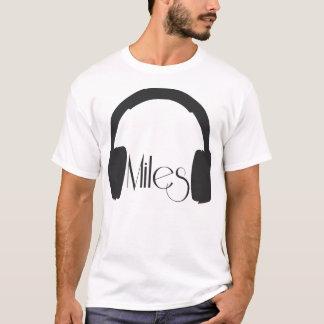 Camiseta de Miles Davis