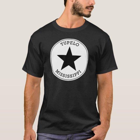 Camiseta de Mississippi del Tupelo