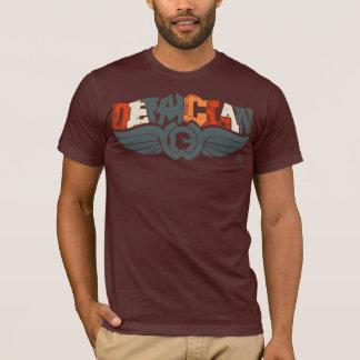 Camiseta de moda de Clan™ del rocío
