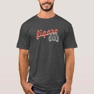 Camiseta de moda de Monoline del coche de Figaro