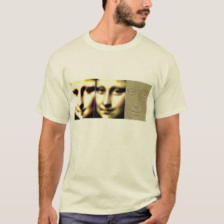 Camiseta de Mona Lisa