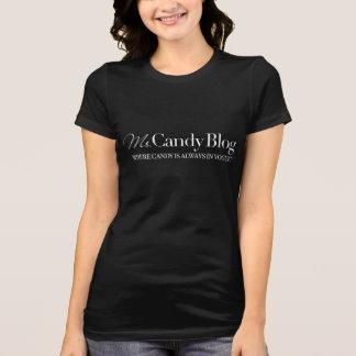 Camiseta de ms Candy Blog Women's