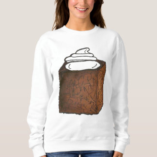 Camiseta de Navidad de la torta del pan de