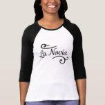 Camiseta de Novia del La