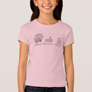Camiseta De nuevo a escuela