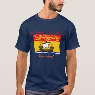Camiseta de Nuevo Brunswick/de Nouveau-Brunswick