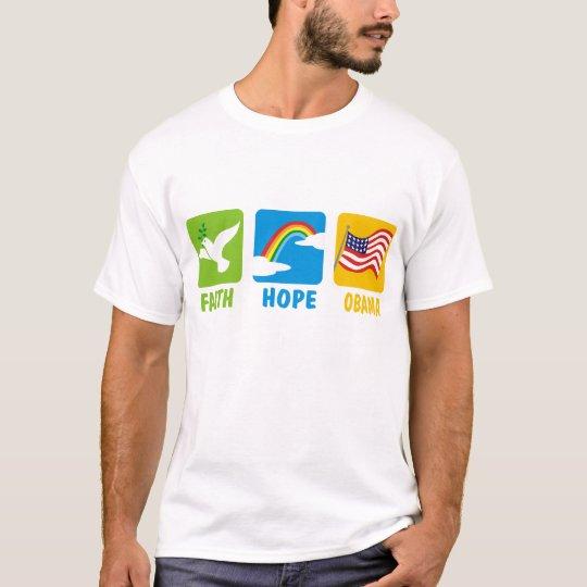 Camiseta de Obama