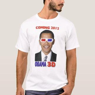 Camiseta de Obama 3D