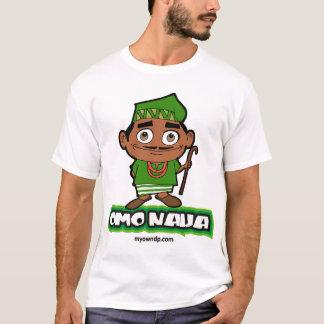 Camiseta de Omo Naija