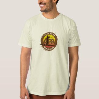 Camiseta de Orgainc Tourguide