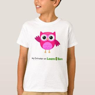 Camiseta de Owlvatar de Anya