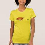 Camiseta de Papo y de Yo - monstruo y rana