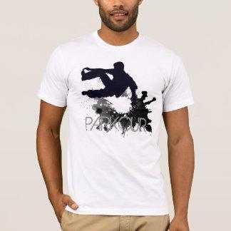 Camiseta de Parkour
