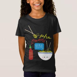 Camiseta De Pho cuenco nunca Yum Pho