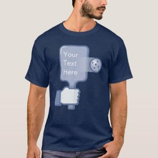Camiseta de Pickleball de los hombres