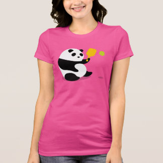 "Camiseta Camiseta de Pickleball: ""Panda de Pickleball """