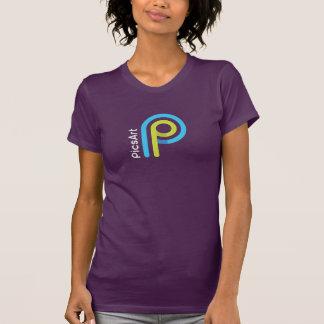 Camiseta de PicsArt