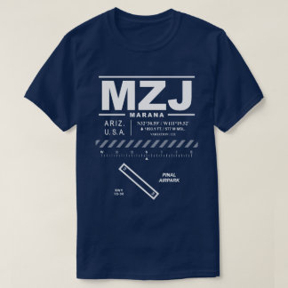 Camiseta de Pinal Airpark MZJ