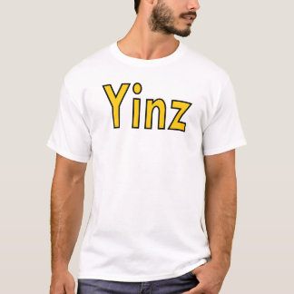 "Camiseta de Pittsburgh, Pennsylvania ""Yinz"""
