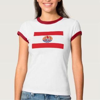 Camiseta de Polinesia francesa