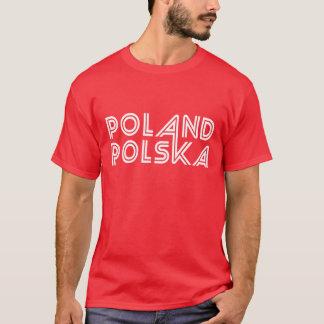 Camiseta de Polonia Polska de los hombres