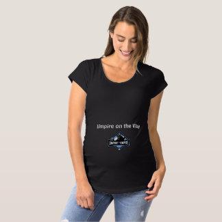 Camiseta De Premamá Árbitro en la manera