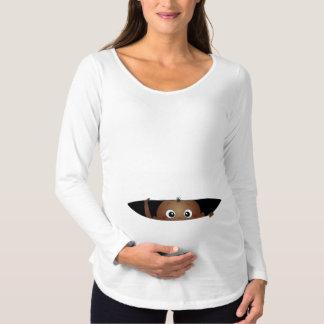 Camiseta De Premamá Bebé que alzaprima