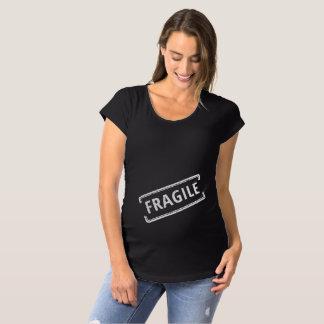 Camiseta De Premamá Frágil