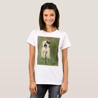 Camiseta de princesa Toytastic Yawning Puppy