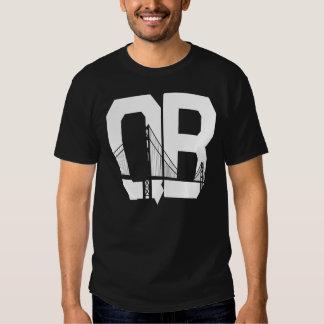 """Camiseta de Queensbridge """"QB"""""""