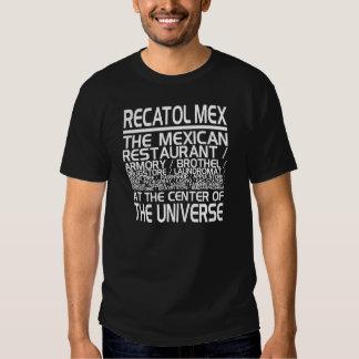 """Camiseta de """"Recatol Mex"""""""
