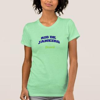 Camiseta de Río de Janeiro el Brasil