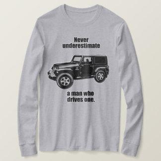 Camiseta De Roading y del entusiasta de SUV