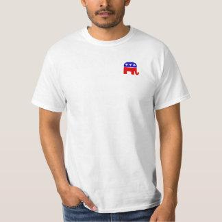 Camiseta de Romney