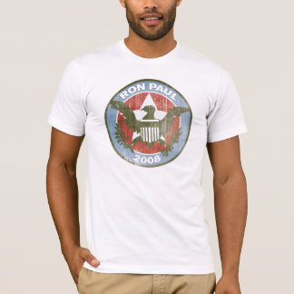 Camiseta de Ron Paul