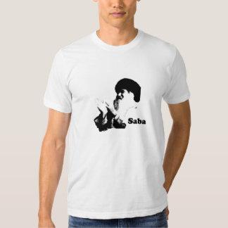 Camiseta de Saba