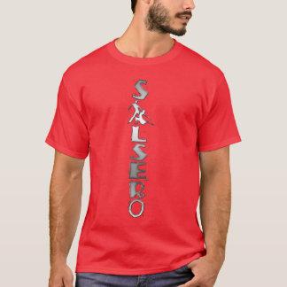 Camiseta de SALSERO con los pares del baile en vez