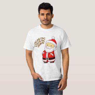 Camiseta de Santa Heaux Heaux Heaux