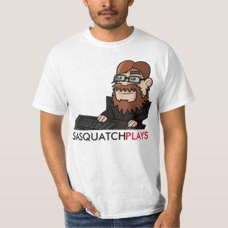 Camiseta de SasquatchPlays