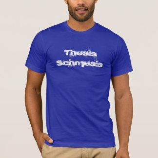 Camiseta de Schmesis de la tesis