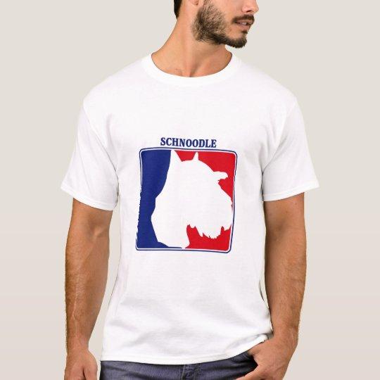 Camiseta de Schnoodle de la primera división