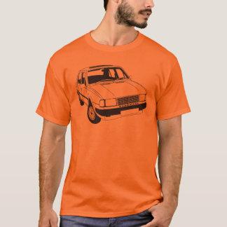 Camiseta de Skoda Estela 136