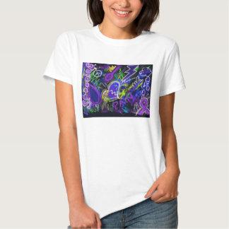 Camiseta de Spoonie de la pintada