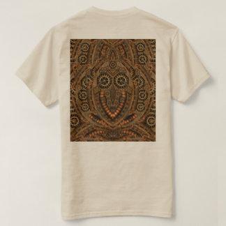 Camiseta de Steampunk ambos lados