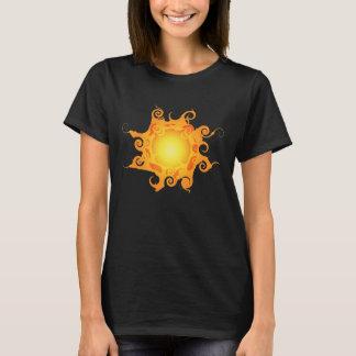 Camiseta de Sun de la runa
