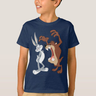 Camiseta ™ de TAZ™ y de BUGS BUNNY no incluso que retrocede