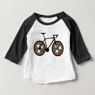 Camiseta de Tennessee de la bici