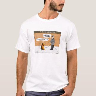 Camiseta de Thyself del talón del médico